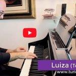 Luiza tom jobim turi collura piano solo